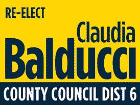 Elect Claudia Balducci